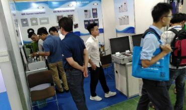 Phuc Huy Hoang Electrical – Automation Joint Stock Company: Branded KDE introduced at the VCCA exhibition booth 2019